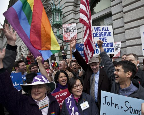 S. Baptists: Gay marriage no civil right