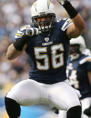 Shawne Merriman released by Buffalo Bills