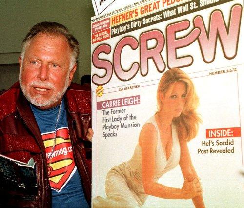 Al Goldstein, pioneering pornographer and publisher of Screw, dies
