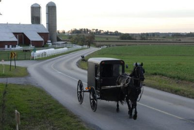 Couple allegedly used kidnapped Amish girls for child porn