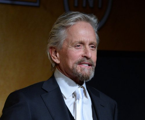 Michael Douglas describes his son's 'first taste of anti-Semitism'