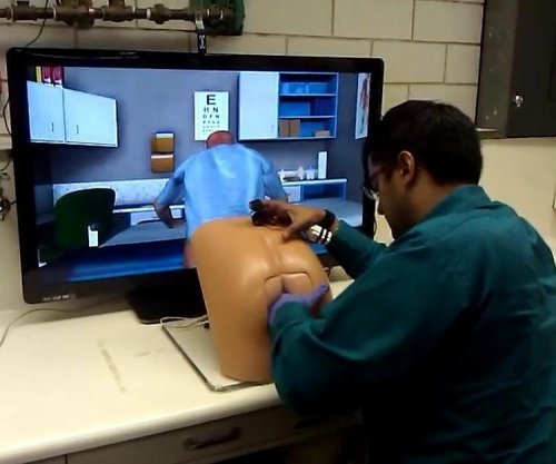 'Robotic rump' helps med students avoid being pains in patients' butts