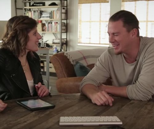 Channing Tatum does interview with autistic, nonverbal web host