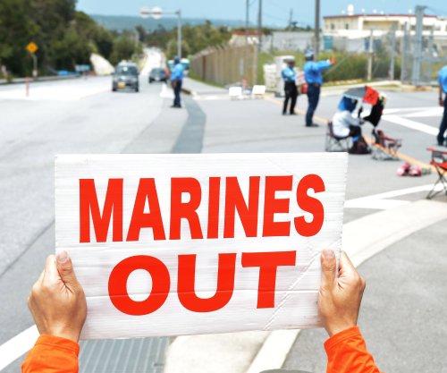 Japan court backs decades-old plan to relocate USMC Futenma base on Okinawa