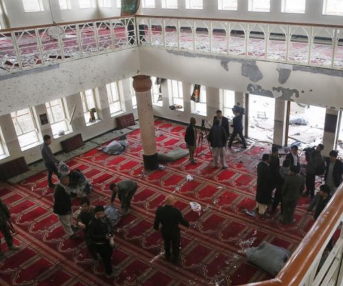 Kabul mosque suicide bomb explosion kills dozens