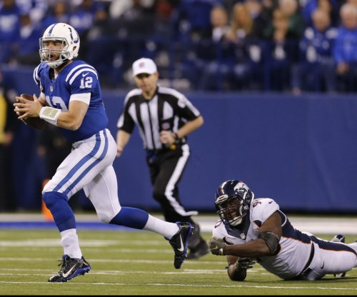 Indianapolis Colts rule out Andrew Luck for Thursday night