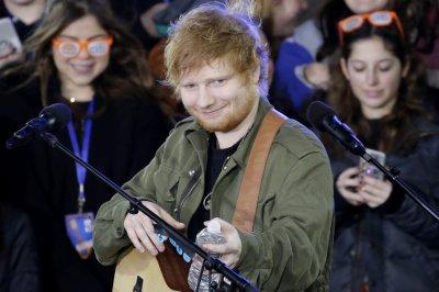 Ed Sheeran, James Corden tape new Carpool Karaoke segment