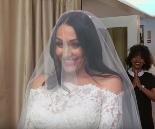 Nikki Bella finds the perfect wedding dress in new 'Total Bellas' preview