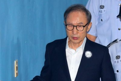 Former South Korean President Lee appeals corruption verdict