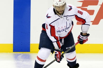 Washington Capitals begin busy stretch against Dallas Stars