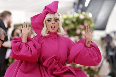 Lady Gaga's fashion collection to be displayed in Las Vegas