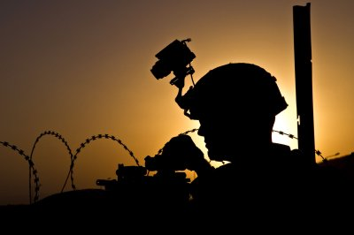 U.S. service member dies in Afghanistan