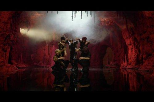 TXT shares new 'Puma' music video teaser