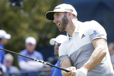 Dustin Johnson holds 5-shot lead entering final round of Tour Championship