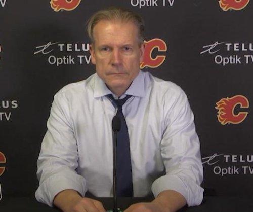 Calgary Flames fire coach Geoff Ward, hire Darryl Sutter