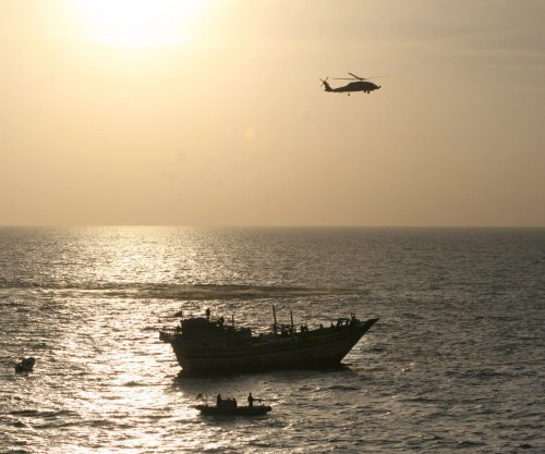 2 dead after British-operated oil tanker attacked in Arabian Sea