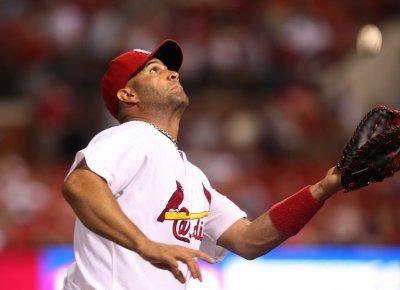 MLB: San Francisco 6, St. Louis 3
