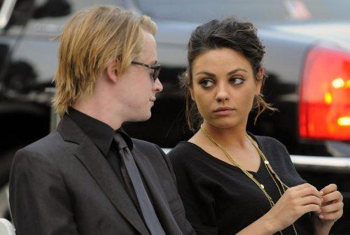 Mila Kunis and Macaulay Culkin break up