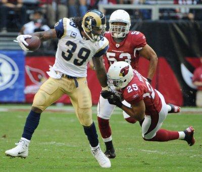 NFL: St. Louis 19, Arizona 6