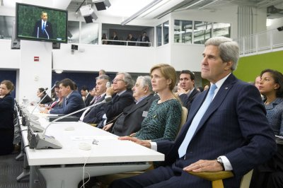 Secretary of State Kerry heading to Geneva for continued Iranian nuclear talks