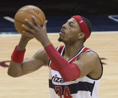 Pierce, Washington Wizards sink Atlanta Hawks