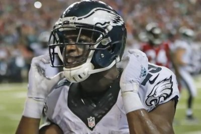 Philadelphia Eagles' DeMarco Murray questionable with hamstring injury