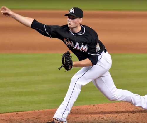 Miami Marlins RHP Carter Capps to visit Dr. Andrews
