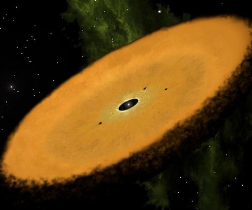 Astronomers find oldest known planetary disk