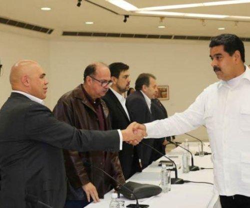 Maduro regime, Venezuela opposition hold Vatican-mediated talks