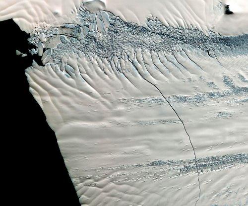 West Antarctic glacier began retreat in the 1940s