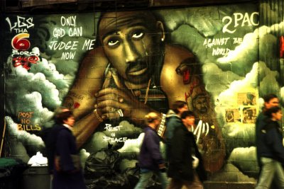 On This Day: Rapper Tupac Shakur dies at 25