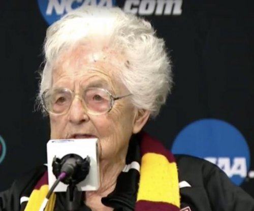 Sister Jean says God is probably more of a fan of NCAA than NBA