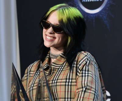 Billie Eilish named Apple Music's Artist of the Year