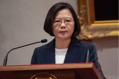 China warns of countermeasures after Pompeo congratulates Tsai
