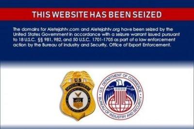 U.S. seizes terrorist websites used to recruit, destabilize Iraq