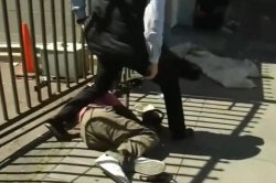 'Aggressive' man arrested after Calif. Gov. Newsom assaulted in Oakland