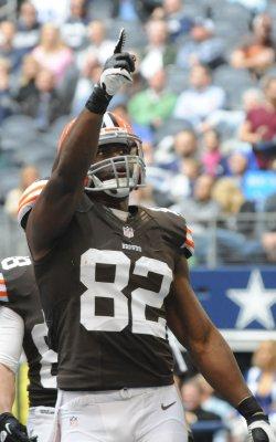 NFL: Dallas 23, Cleveland 20 (OT)