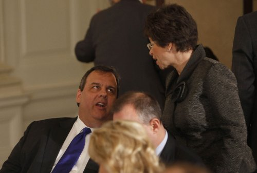 Gov. Christie not among CPAC speakers
