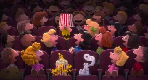 'The Peanuts Movie' releases new trailer