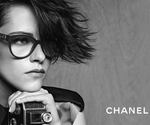 Kristen Stewart stars in new eyewear campaign for Chanel