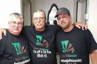 Jeff Mizanskey a free man after 2 decades in prison for marijuana