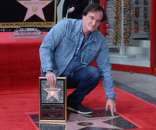 Quentin Tarantino gets star on Hollywood Walk of Fame