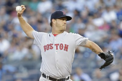 Steven Wright pitches Boston Red Sox past rival New York Yankees