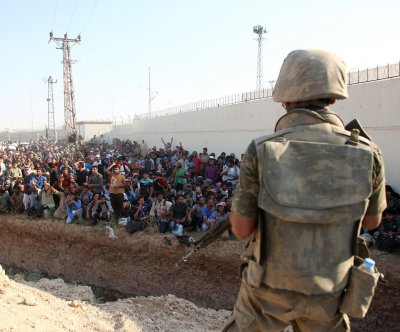 Turkey sends tanks into Syria to fight Islamic State after Gaziantep bombing