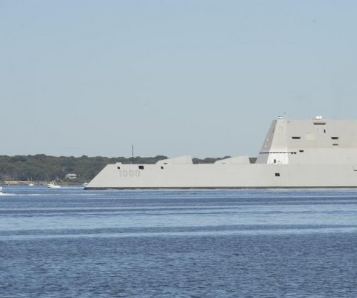 U.S. Navy's Zumwalt destroyer sidelined after engineering casualty