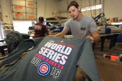 Chicago Cubs' World Series win sets social media ablaze