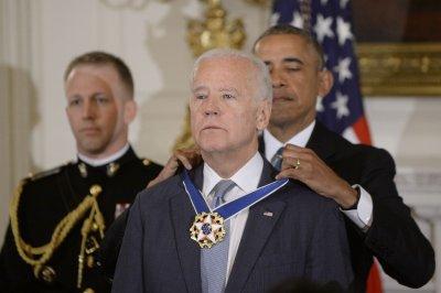Biden named chairman of National Constitution Center
