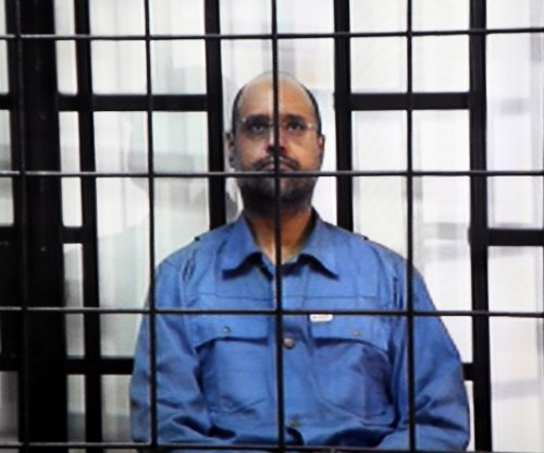 Gadhafi's son Saif freed from prison in Libya