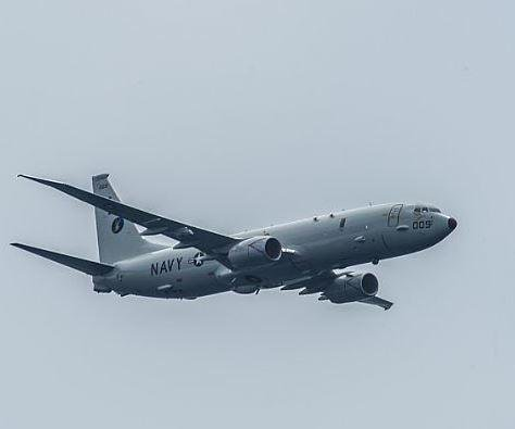 U.S. Navy's P-8A Poseidon assisting search for Argentina's missing sub