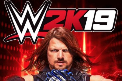 AJ Styles announced as cover star of 'WWE 2K19'